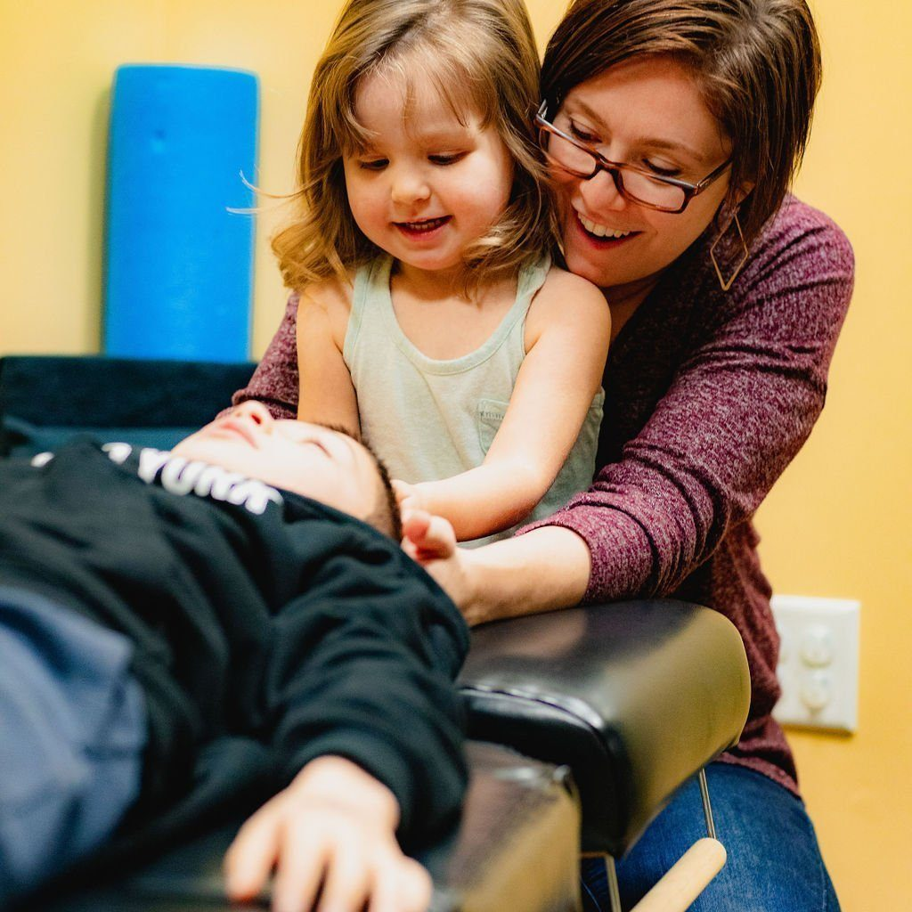 Chiropratic for kids and infants